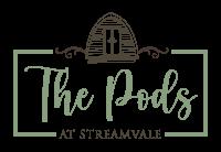 The Pods Logo Invert